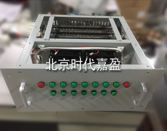 时代嘉盈制动电阻柜获永安机械认可