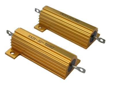 音响分频器用铝壳电阻为什么比水泥电阻好